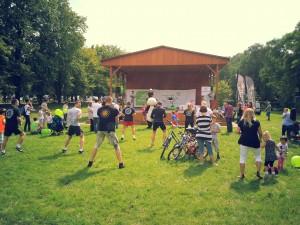 Organizacja festynów sportowych dla dzieci