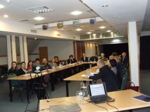"""Konferencja """"Bezpieczna Szkoła w Strefie Schengen"""""""