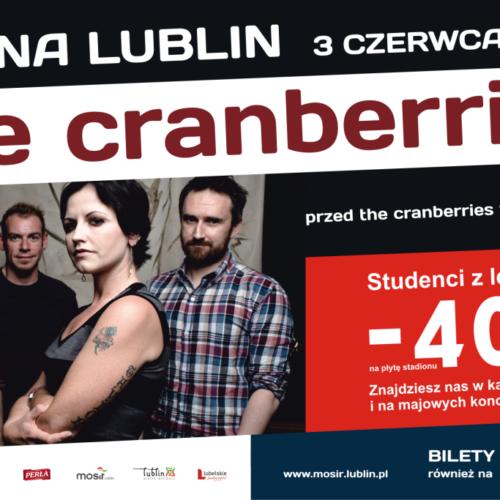 Cranberries – Stoiska Sprzedażowe