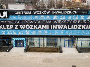 Otwarcie Centrum Wózków Inwalidzkich